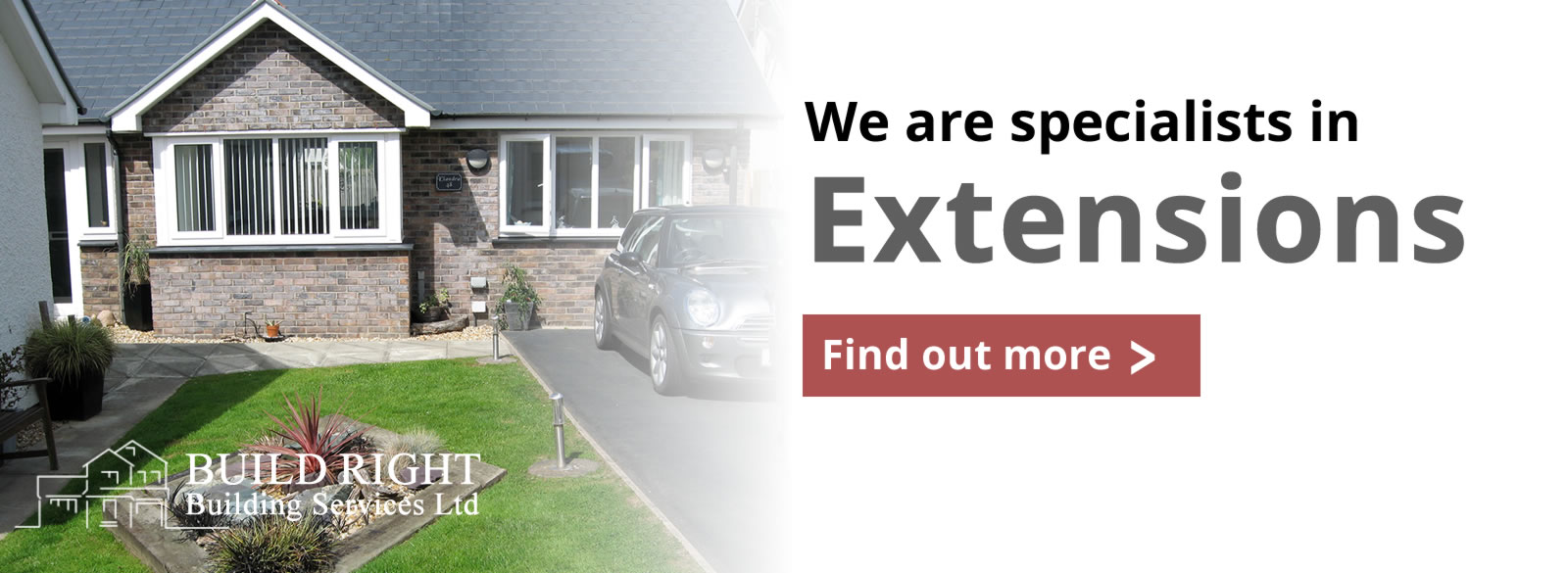 Build Right Building Services Ltd - Extend your home